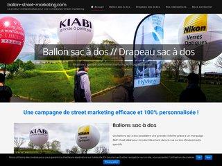 Ballon street marketing