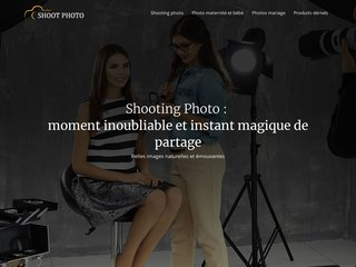 Shoot Photo, le blog aux multiples idées de shooting