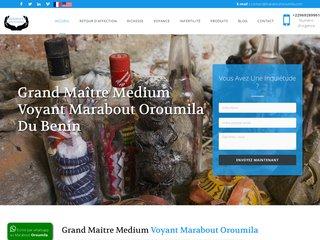 Les magnifiques services du marabout africain Oroumilo