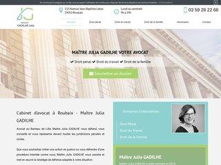 Trouver un cabinet d'avocat à Roubaix