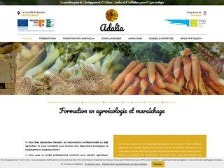 Formation : Association Adalia à Embrun (05)