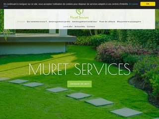 Jardinier paysagiste à Muret