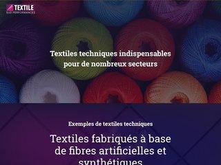 A la découverte du secteur du textile