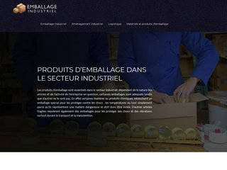 Tout sur les produits d'emballage industriel