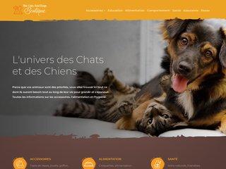 Univers des chiens et des chats