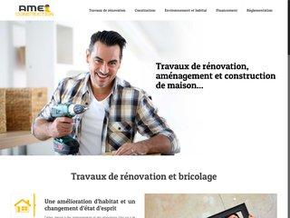 Informations sur les travaux de rénovation, d'aménagement et de construction
