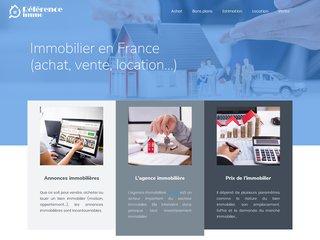 Référence Immo, l'agence immobilière en France