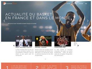 Toute l'actualité du Basketball en France et dans le monde