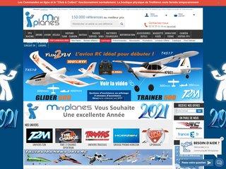 Miniplanes : avions et planeurs RC miniatures
