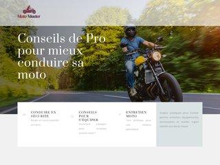 Moto,blog destiné aux passionnés de la moto