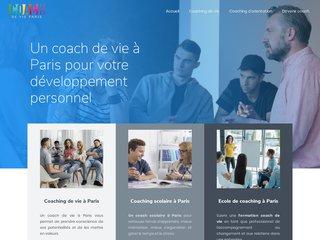 Coach de vie et en développement personnel à Paris
