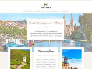 Tout savoir sur l'Alsace