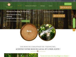 Livraison de bois de chauffage en Alsace