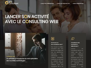 Choisir un bon consultant web