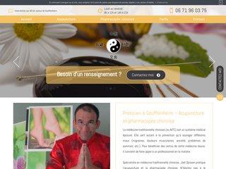 Trouver un acupuncteur à Soufflenheim