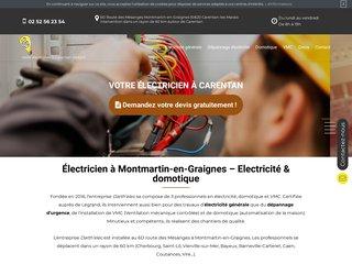 Darth'elec - Electricien à montmartin-en-Graignes