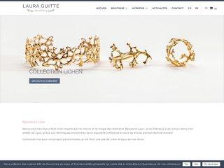 Bijouterie Lyon - Laura Guitte Jewellery