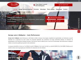 Auto Performance - Lavage voiture à Bellignies