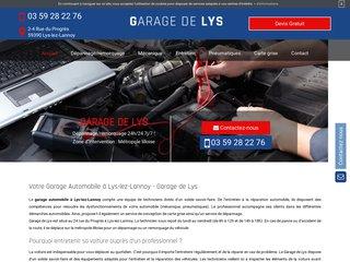 Entretien et réparation auto à Lys-lez-Lannoy (59)