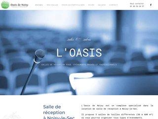 L'OASIS - Salle de reception à Noisy-le-Sec