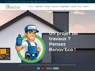 Rénov'Eco, Spécialiste de la rénovation de l'habitat