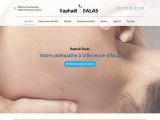 Votre cabinet d'ostéopathie à Villeneuve-d'Ascq