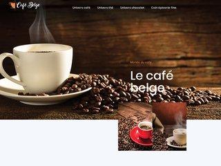 L'univers du café belge