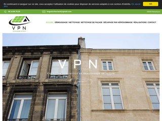 Entreprise de démoussage de toiture à Besançon