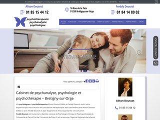 Alison Doussot - Psychologue à Brétigny-sur-Orge