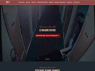 Escape game de Nîmes