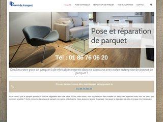 Help Pose de Parquet à Paris