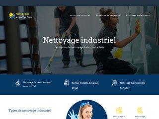 Informations sur le nettoyage industriel