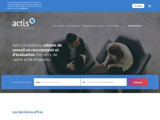 Actis consultant