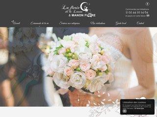 Découvrez les créations florales pour vos événements de vie de Manon Flore