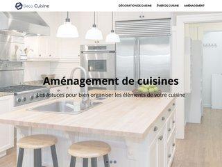 Décoration et aménagement des cuisines