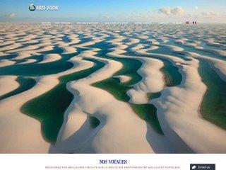 Brazil Ecotour Agence de voyage au Brésil