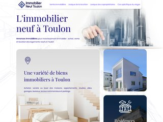 Tout sur la location d'immobilier à Toulon
