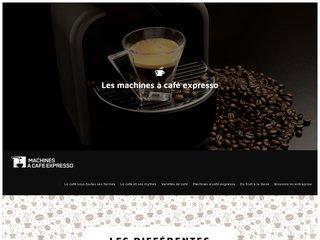 Les machines à café expresso