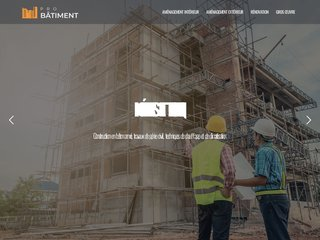 Pro Bâtiment, des informations sur les travaux du bâtiment