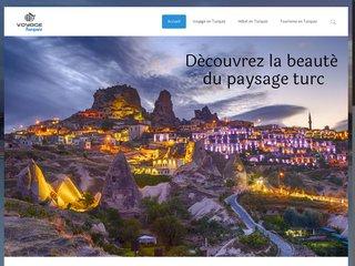 Informations sur les voyages en Turquie
