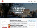 Serrurier Nemours