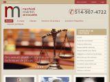 Avocat droit criminel Montréal