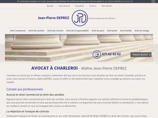 Avocat en droit du sport à Charleroi - Belgique