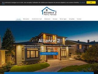 Alliance 2, votre entreprise de bâtiment près de Deauville