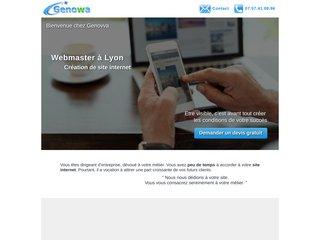 GENOWA - Agence Web Lyon