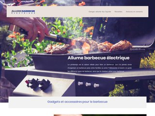 Renseignements utiles sur le barbecue