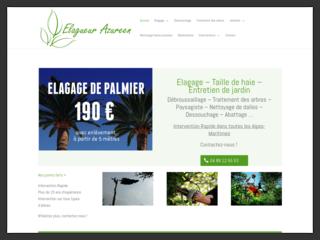 Azureen : Service d'élagage d'arbres à Antibes 06