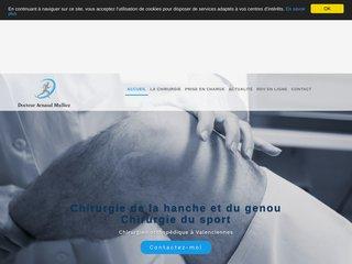 Chirurgien orthopédique à Saint-Saulve dans le département du Nord
