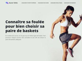 Basket et chaussures de sport