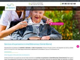 Service à la personne à Val-de-Marne